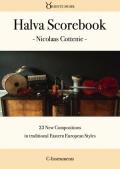 Halva Scorebook [Sheet Music]
